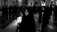 Trapani's Easter Procession at Midnight