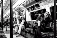 A Quiet Time On The Tube