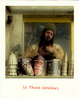 Us Three Workers