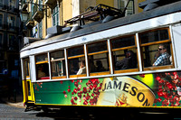 Jameson On A Tram