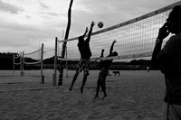 11~South Beach Volleyball