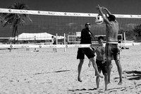 08~South Beach Volleyball